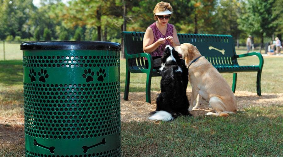Dog Park Furnishings